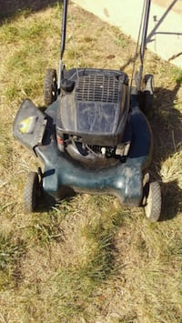 push lawnmower ready for work I can deliver near by 20785