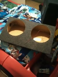 Subwoofer box for 2-10 in Subs Beech Island, 29842