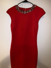Ted Baker Red Dress Milton, L9T 7V6