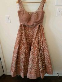 Bridal or evening lehenga indian wedding formal clothes Mississauga, L5A 2X4