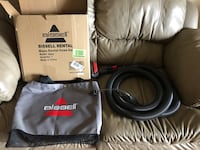New!! Unused  Bissell BigGreen Commercial Hose with Upholstery Tool for BG10, Deep Cleaning Machine St Thomas, N5R 6M6