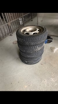 Winter tires and rims size 14 Burnaby, V3N 3M3