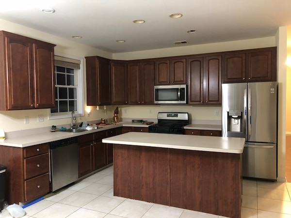 """42"""" Kitchen Cabinets - Very Good condition"""