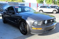2007 Ford Mustang 2dr Cpe GT Deluxe Sacramento