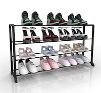 3x Shoes Rack Miami Gardens, 33169
