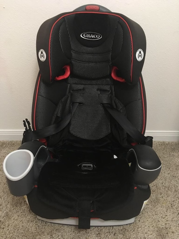 Baby S Black And Gray Graco Car Seat
