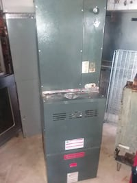 Goodman Furnace and Evaporator ASHBURN