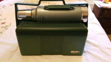 Lunch Box with Thermos.