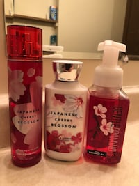 Bath and Body Works Set