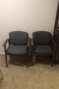 Two chairs for office Arlington, 22204