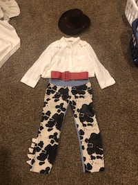 Jesse Costume from Toy Story Draper, 84020