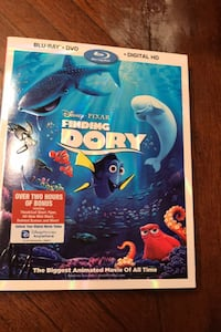 Finding Dory Blue-ray Suffolk, 23435