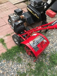 red and black snow blower Pascoag, 02859
