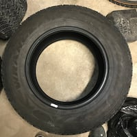 [4 Tires, 255/65r17 R17 about 85% tread left off a 2017 Colorado null, V3Z