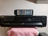 6 CD/DVD Player