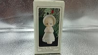 Precious Moments Porcelain Hanging Ornament by Enesco Eastvale