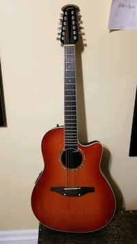 12 String Ovation Acoustic