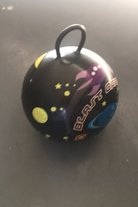 Kids bounce ball or workout ball!