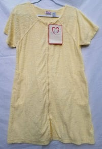Womens Yellow Terry Cloth Robe Large New Oklahoma City, 73159