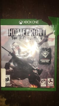 Xbox One Call of Duty Advanced Warfare game case Madisonville, 70447