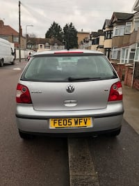 Volkswagen - polo - 2004 London, E1