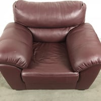Lether single sofa  Toronto, M4C 5M9