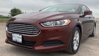 2016 Ford Fusion Norman