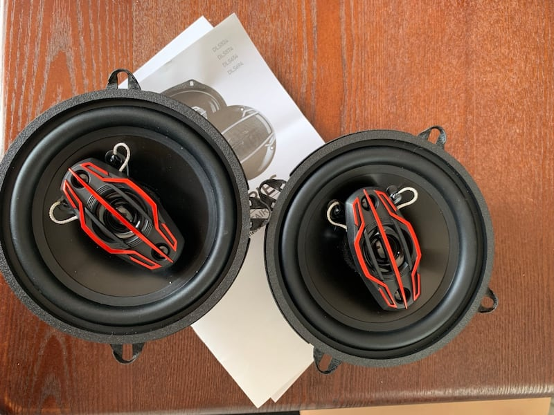 Car speakers 47d5cd0e-f1db-49df-9074-61e09171c92c