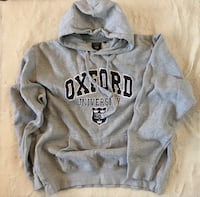 Oxford university hoody Nyborg, 5131
