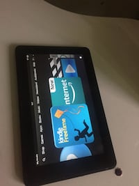 Kindle fire Amazon tablet