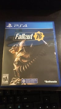 Fallout 76 PS4 North Scituate, 02857