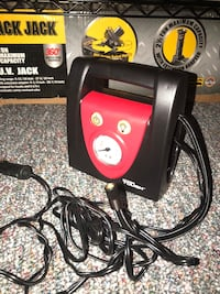black and red Lincoln Electric welding machine Fort Wayne, 46806