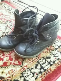 Black  boots for girl (rock & candy) Alexandria