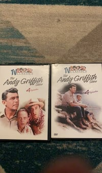 Andy Griffith TV Show Set
