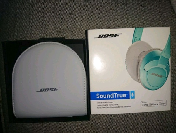 Bose soundtrue on-ear, helt oanvända!