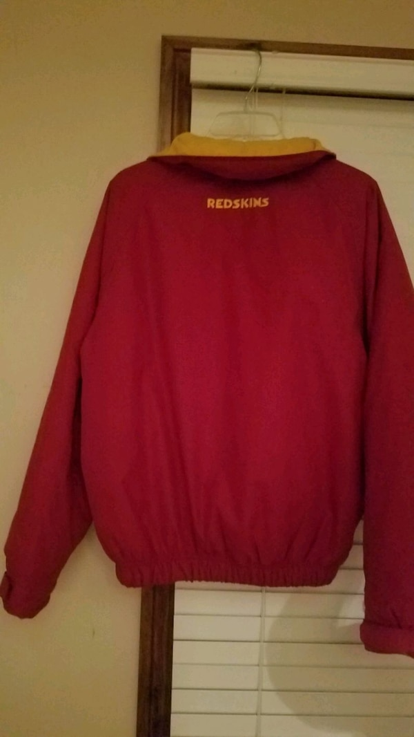 new product cb234 d03e7 Redskins jacket! GWP!