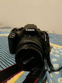 Canon rebel t5 with two lenses $350 545 km