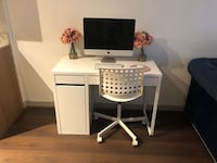 Ikea Desk and Chair Alexandria, 22303