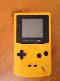 Yellow nintendo game boy color Fort Collins