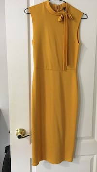 Yellow dress size S Vaughan, L4H 0X9