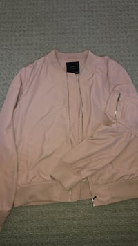 pink zip-up jacket Edmonton, T6M 0L1