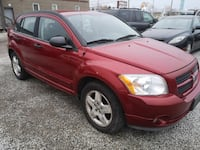 2007 Dodge Caliber 4dr HB SXT FWD Automatic 2.4L 4-Cyl Gasoline Windsor