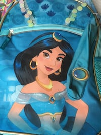 Aladdin backpack New with matching headband Brownstown, 17508