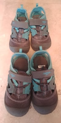 Shoes For a Boy Size 11 & 12 Mississauga