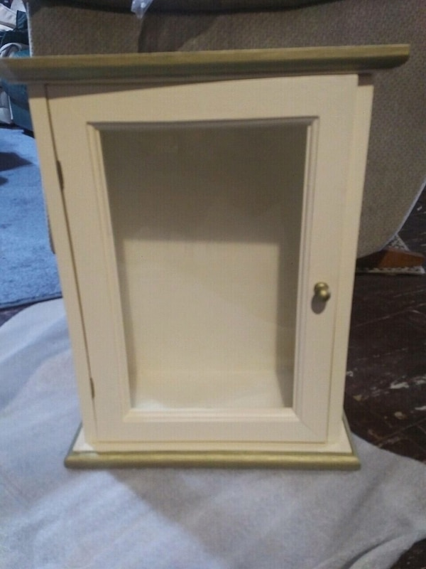 Small Collectible Cabinet