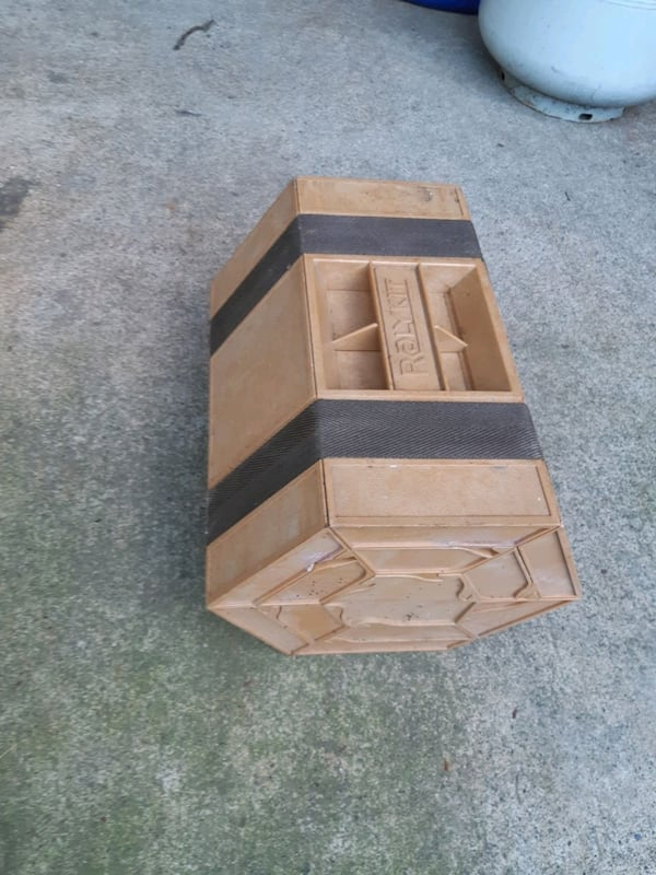 Roll up Tackle or tool box  9126cca7-88d1-4583-9266-962e25b9d98f