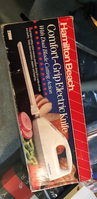 Brand new electronic knife bread cutter New York, 11004