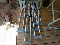 4 sets of crutches in good condition  Anderson, 29621