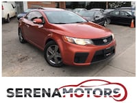 Kia - Forte - 2010 KOUPE MANUAL |  114K | ONE OWNER | NO ACCIDENTS | CERTIFIED  Mississauga, L4Y 1Y7