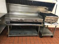 Cast Iron Commercial Restaurant Grill Gaithersburg, 20878